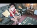 Danielle Downblouse 21 ( erotic, эротика, fetish, фетиш )