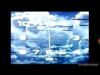 Конец эфира Первый канал 8 (16.01.2017)