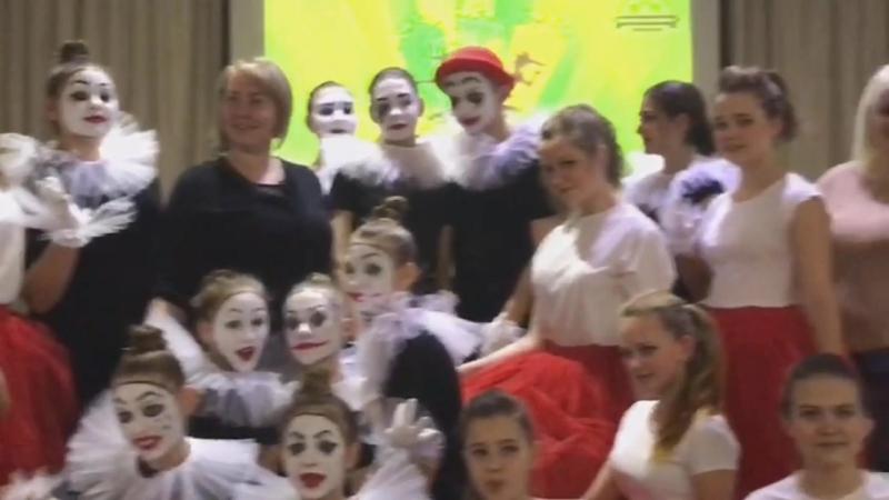 Конкурс «Танцевальная лихорадка» - 1 тур