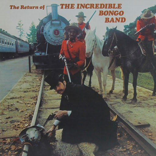 Incredible Bongo Band album The Return of the Incredible Bongo Band