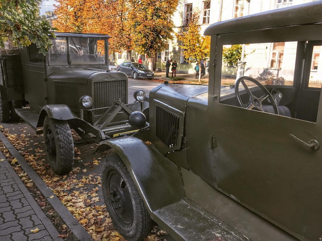 В центре Таганрога из-за съемок «Зеленого фургона» с 28 по 31 октября движение транспорта будет прекращено