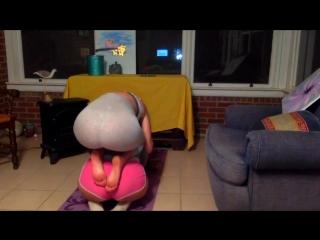 Hot Sisters yoga challenge Part 2 - Йога Челлендж