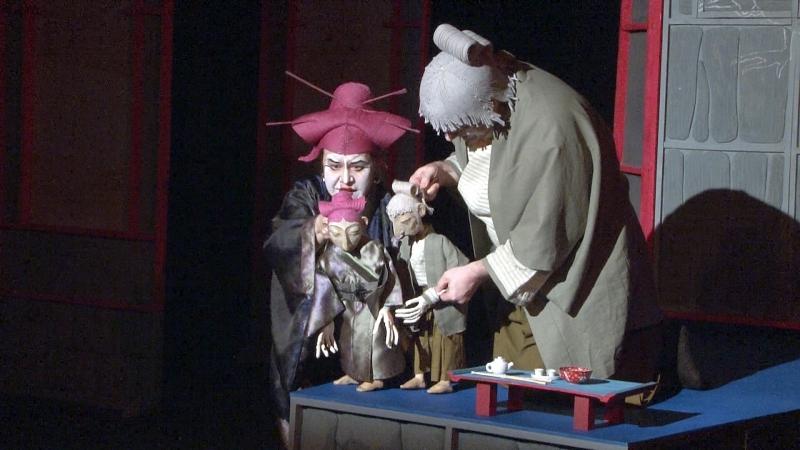 2018-03-16 - «Чайная у дороги». Премьера в театре «Куклы и люди» (Лобня)