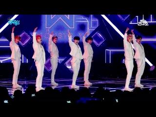 [VK][180414][MBC Fancam] MONSTA X - Jealousy @ Music Core