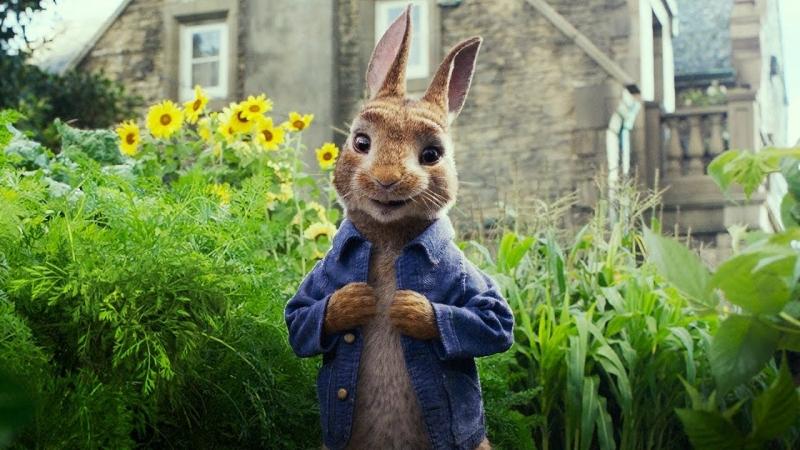 Кролик Питер 2018 полный фильм смотреть онлайн бесплатно в хорошем качестве Full HD 1080 дублированный iTunes без рекламы