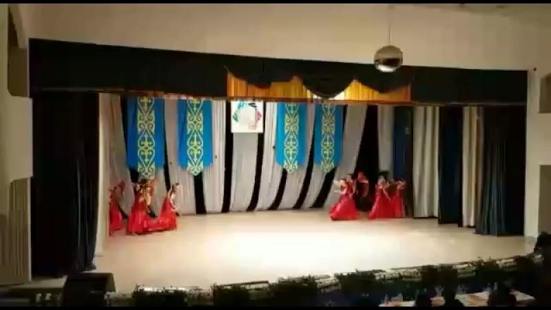 Dance island Шаттык 2017