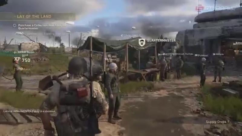Обзор игры Call of Duty_ WWII