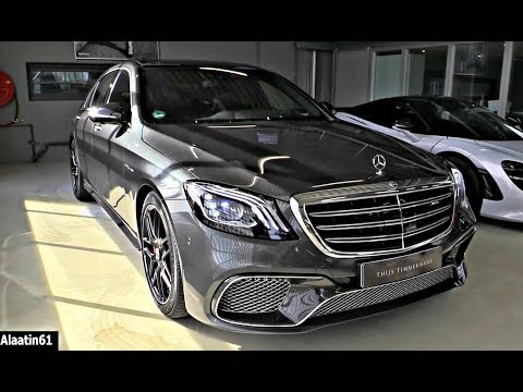 Mercedes AMG S65 V12 BiTurbo L 2018 | NEW FULL Review S Class AMG Interior Exterior Infotainment