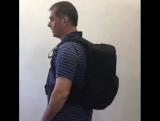 Рюкзак - трансформер в бронежилет! Не думаю, что он мне пригодится, но хочу такой же.  А вы?