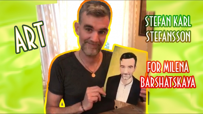 Stefan Karl for Milena Barshatskaya (2018, с рус.сабами)