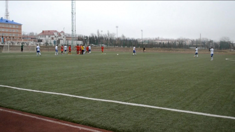 Миниобзор матча Чемпион(Яндаре) 2-2 Атлетик(Сунжа)