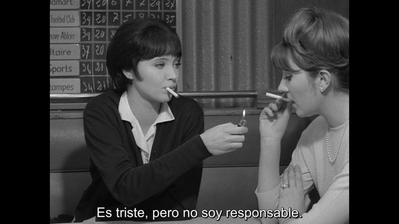 Vivre sa vie - Vivir su vida (1962) Jean-Luc Godard - subtitulada