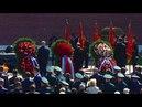 09.05.2018 Владимир Путин возложил венок к Могиле Неизвестного Солдата в Александровском саду.
