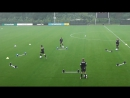 Train your brain with SmartGoals! football training exercises