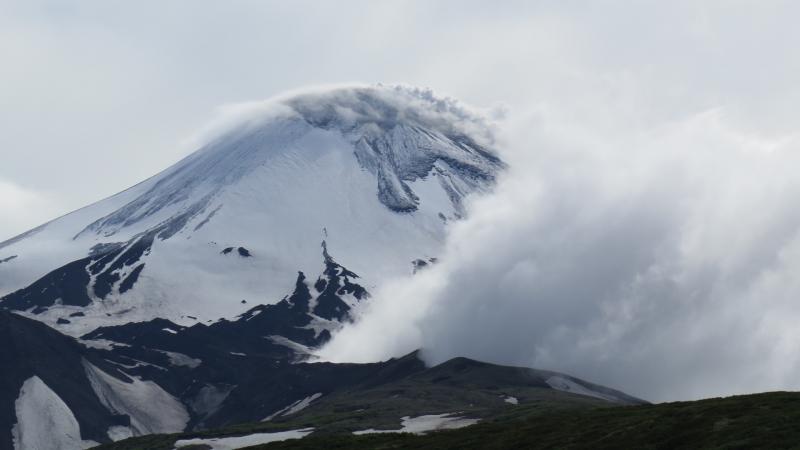Камчатка (июль 2017)_Вулкан Авачинский, Термоминеральные источники