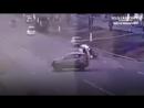 ДТП. Перевернулись Жигули на улице Ленина. Братск. Апрель 2018