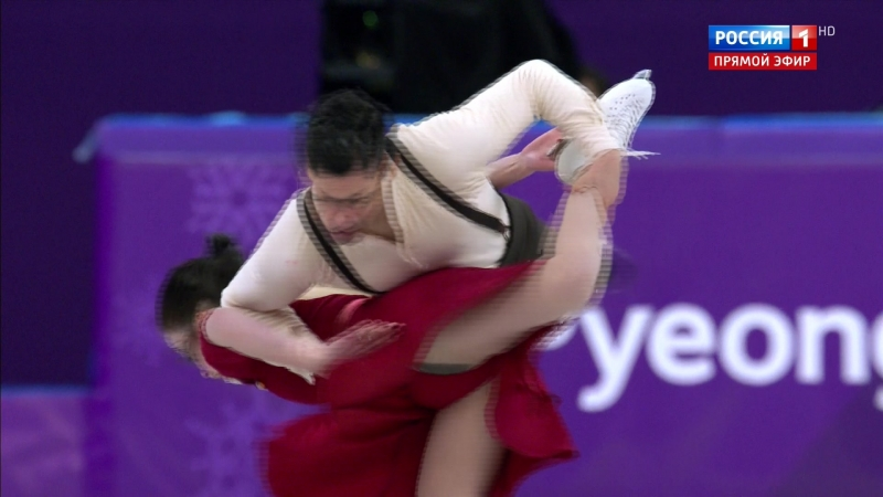 Анна Каппеллини (Anna Cappellini) - Фигурное катание (Олимпиада 2018)