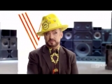 Boy George exclusive interview on the Voice AU