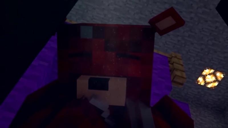 [v-s.mobi]СМОТРИ НА МЕНЯ - Майнкрафт 5 Ночей С Фредди Клип (На Русском) - FNAF 5 Nights Minecraft Parody Song.mp4.mp4