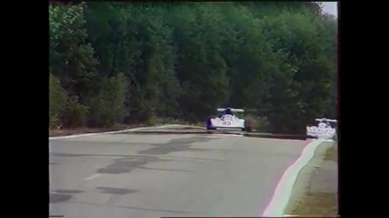 1986 Sachsenring DDR-Meisterschaftslauf LK I Formelrennwagen E1300