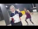 Fergie Hungry choreo by  Max Alesya