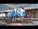 Масленица 2018 Онега .Танец Ой, снег-снежок под руководством М.Мезенцевой Танцевальная студия Стремление .На улице -10!