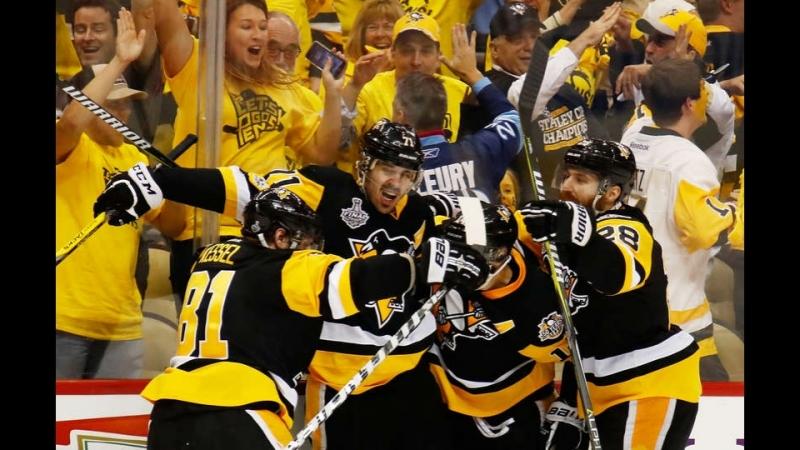 НХЛ 2016-2017 Плей-офф Финал. Матч 2 Питтсбург Пингвинз - Нэшвилл Предаторз 4-1 (31.05.2017)