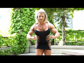 Muscle Angels promo 613- Toronto Pro supershow Female bodybuilders