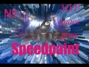 Speedpaint MLP-Space pony №12