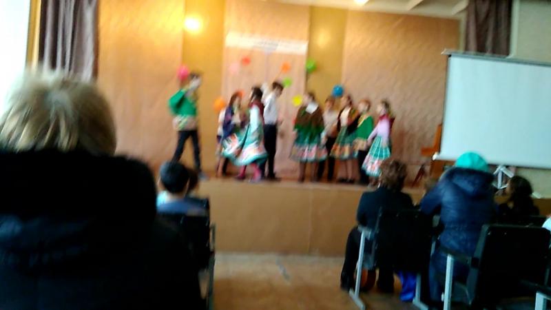День Дружбы Народов 6Б Белоруссы