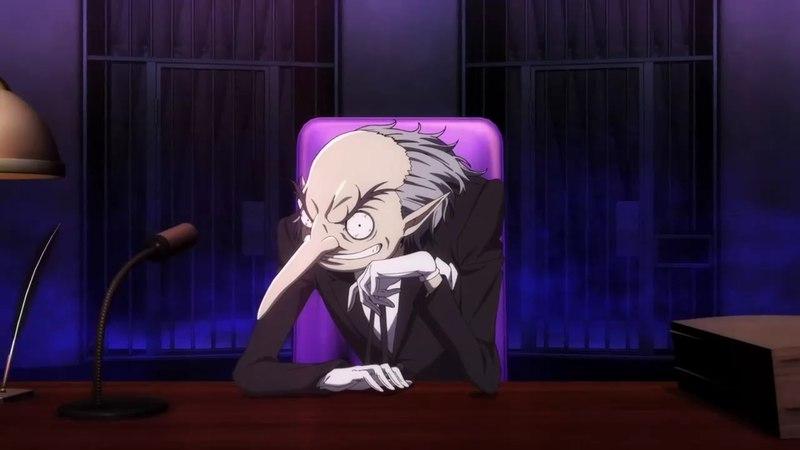 Persona 5: The Animation 3 серия русская озвучка GimerHade