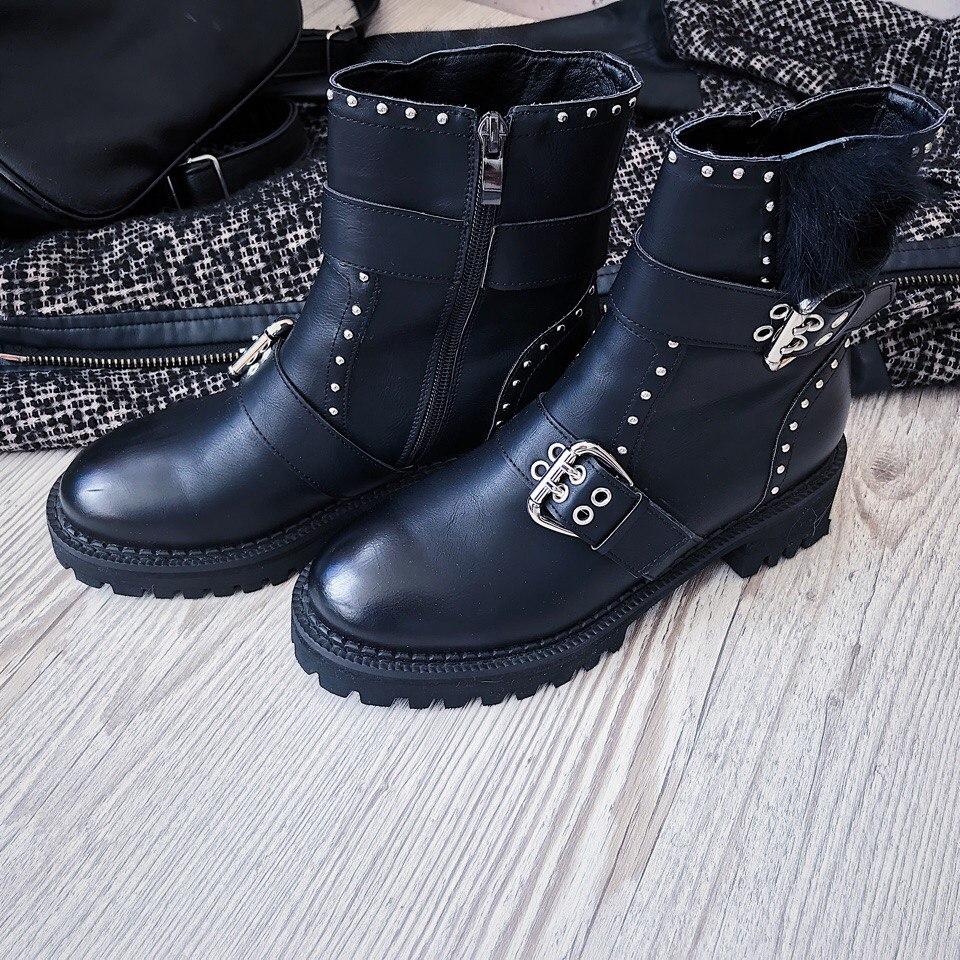 Крутые ботинки от Hanschic