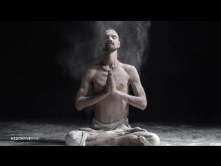Indian Flute Music for Yoga __ Divine Meditation Music