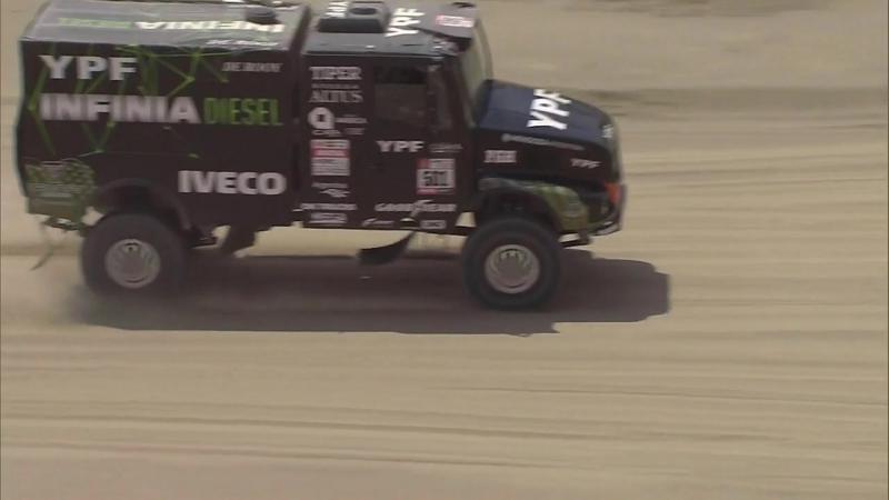 Dakar 2018 Stage03 Feed Unil Am Sud