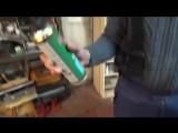 Мини-пушка из канализационной трубы
