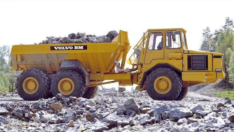 Volvo BM 5350 1979 82