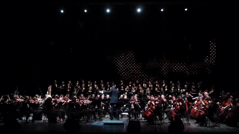 отрывок с концерта в барвихи
