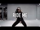 1Million dance studio Ride Me - Jay Park  Jiyoung Youn Choreography