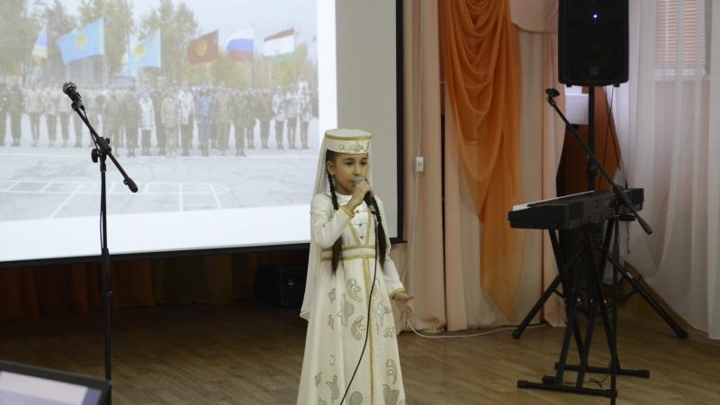 Наргиз Масимова с песней Кавказ(Флора Керимова)