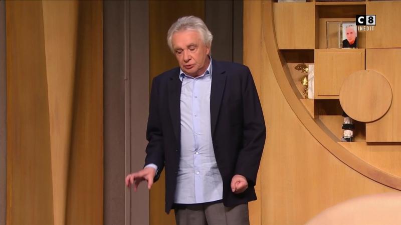 Мишель Сарду (Michel Sardou) в спектакле Возмездие (Représailles)