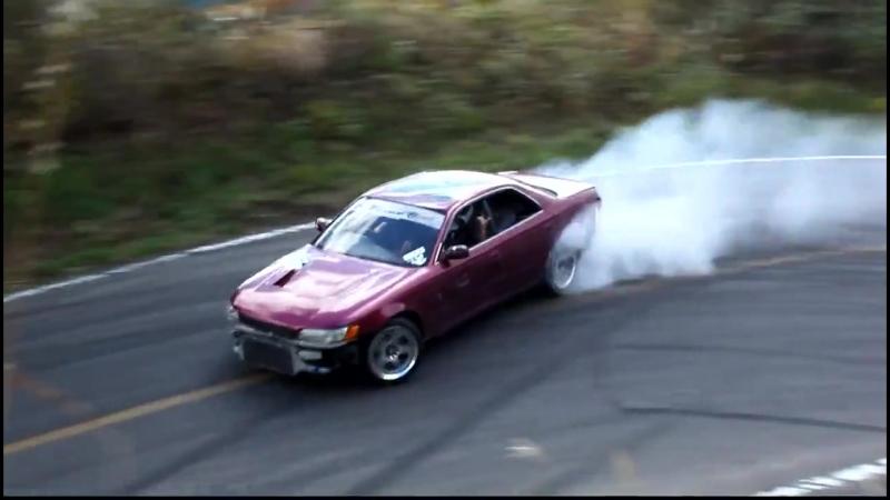 Drifting Mark II.
