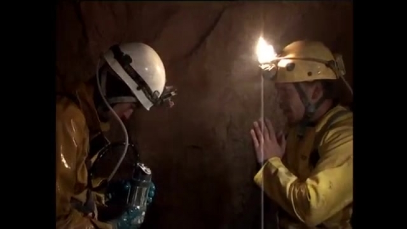 Пещера Вятская (Абхазия, Арабика, команда Перово-Спелео)