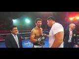 Issa Akberbayev (Kazakhstan) - Yuriy Barashian (Ukraine)