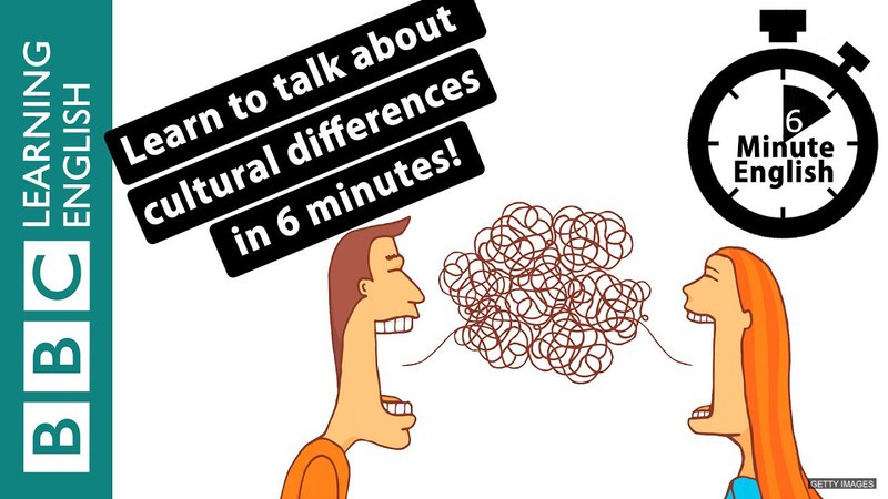 Learn about cultural differences in 6 minutes