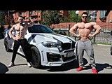 Как Заработать на BMW X6 с Нуля в Москве