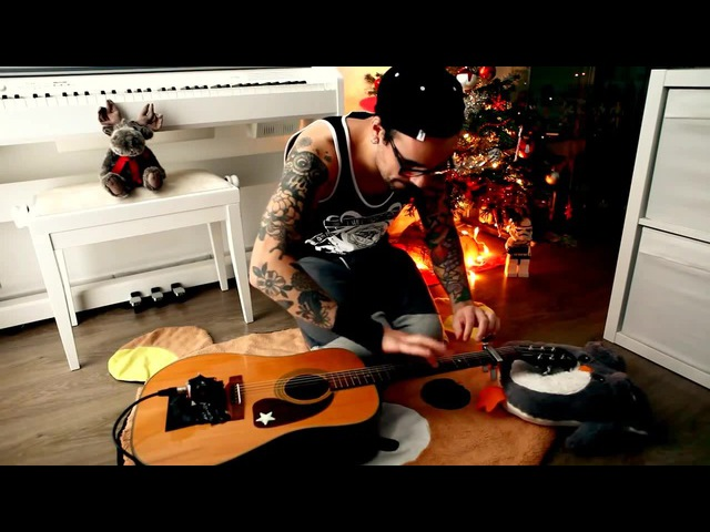 Christmas Air Tap Guitar - Alexis Hadefi