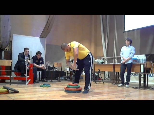 Галанин С, Rolling Thunder = 63 кг, 01.03.2014