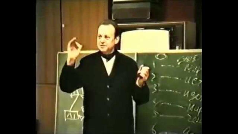 Почему нельзя пить, курить и употреблять алкоголь - Ефимов - лекция в ФСБ