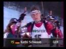 Биатлон-1997. ЧМ в Осрблье. Индивидуальная гонка. Женщины.