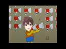 Bart simpson koi to uso Opening Kanashii Ureshii
